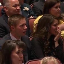 mormon, lds conferencia